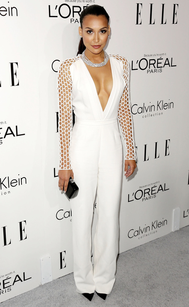 Naya Rivera - ELLE 20th annual Women in Hollywood celebration at Four Seasons Hotel Beverly Hills, 21 October 2013