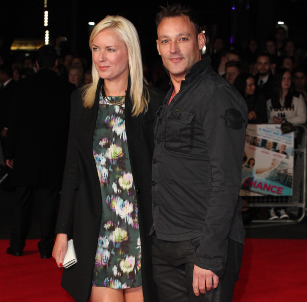 "Stella English and Toby Anstis- The European Premiere of ""One Chance"" during the 57th London Film Festival - 18 October 2013"