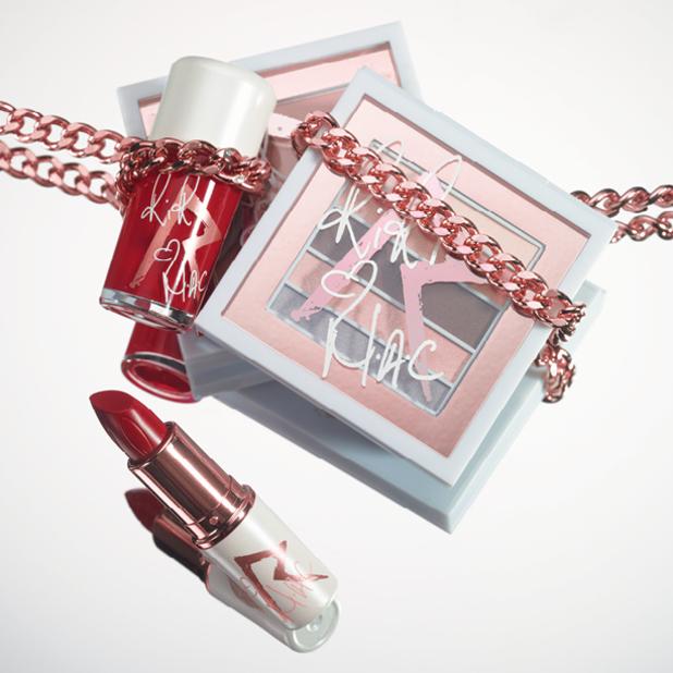 Rihanna Hearts MAC Holiday make-up collection 2013