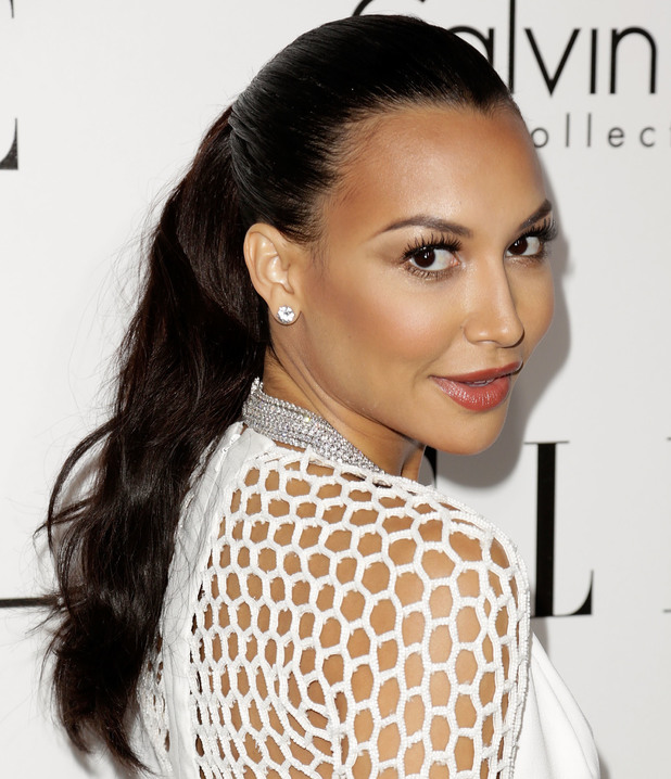 Naya Rivera, ELLE 20th annual Women in Hollywood celebration at Four Seasons Hotel Beverly Hills - Arrivals, 22 October 2013