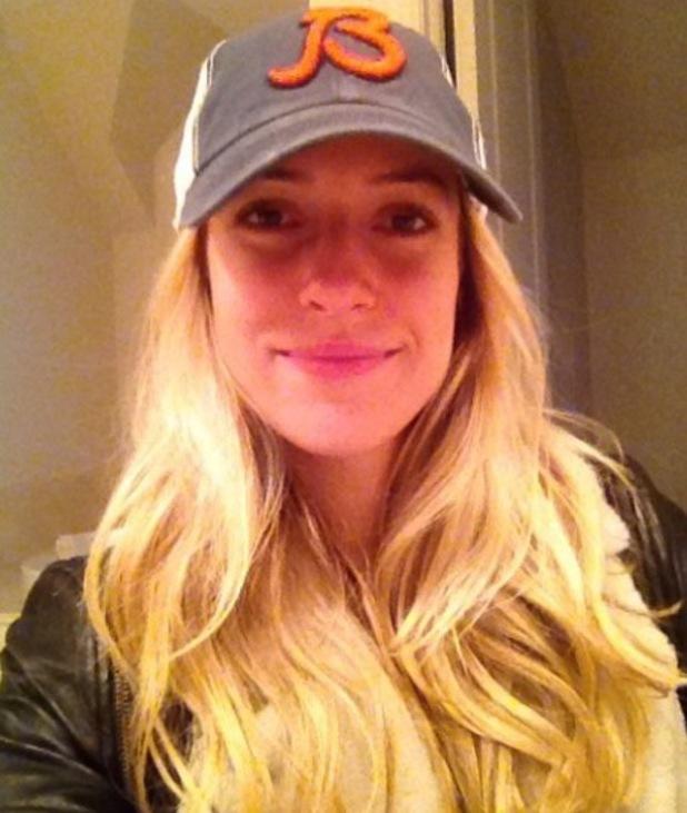 Kristin Cavallari shares a no make-up photograph of herself - 21 October 2013