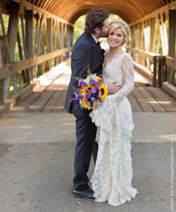 Kelly Clarkson 2013 Wedding Kelly Clarkson ...
