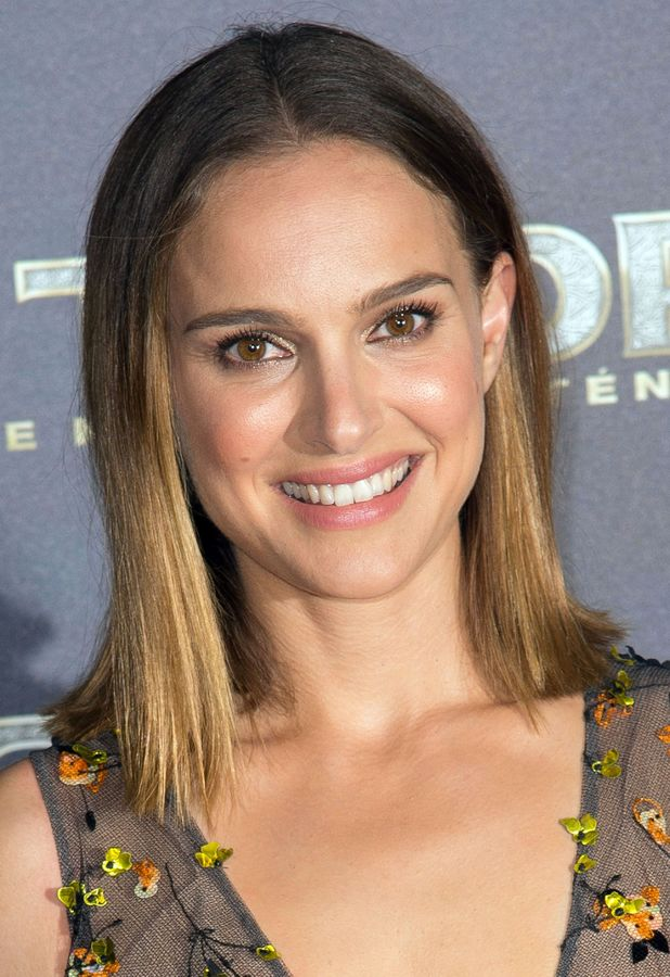 Natalie Portman at the premiere of Thor: The Dark World in Paris, France - 23 October 2013