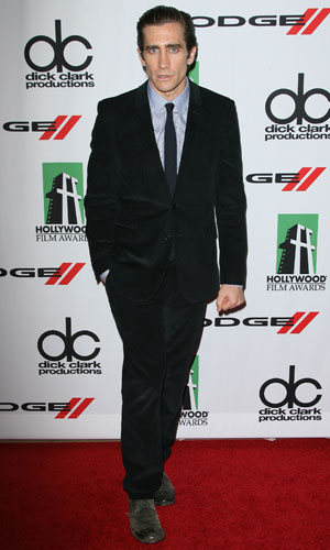 Jake Gyllenhaal, 17th Annual Hollywood Film Awards held at The Beverly Hilton Hotel in Beverly Hills, CA. 21-10-2013