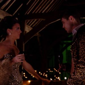TOWIE episode preview - Wednesday 30 October 2013. Lucy Mecklenburgh and Tom Pearce have a heart-to-heart.