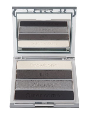 Cargo Cosmetics Essential Eye Shadow Palette in 05 Smokey Eye