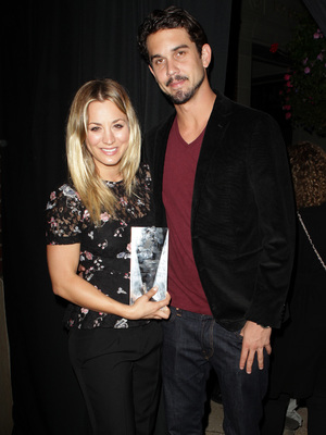 The Amanda Foundation's Annual Bow Wow Beverly Hills Halloween Event at Two Rodeo - 27.10.2013 Kaley Cuoco, Ryan Sweeting