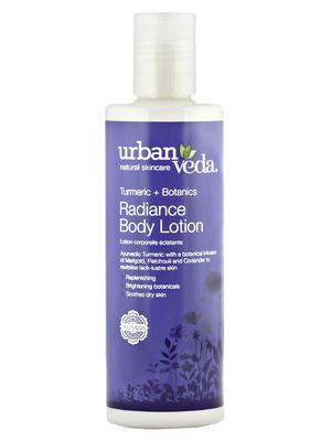 UrbanVeda Radiance Body Lotion, £9.99