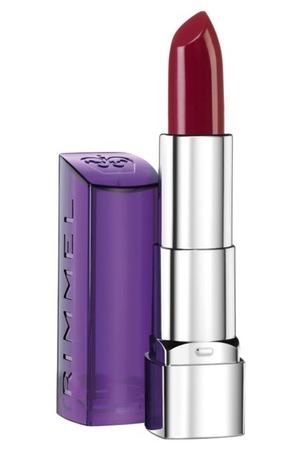 Rimmel Moisture Renew Lipstick in Glam Plum Fulham