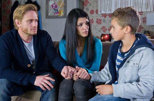 Emmerdale, Alicia tells Jacob the truth, Fri 1 Nov