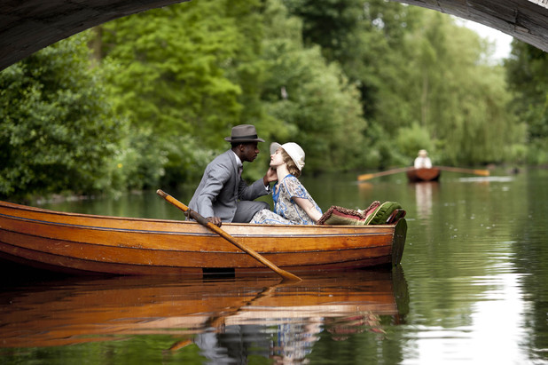 Downton Abbey, Sun 3 Nov, Rose and Jack
