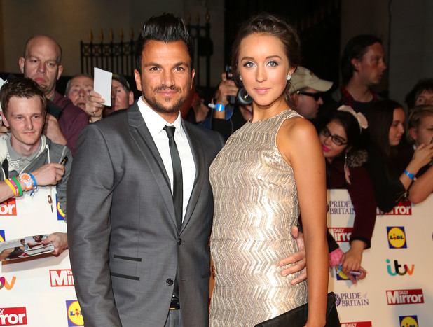 Pride of Britain Awards held at the Grosvenor House - Arrivals
