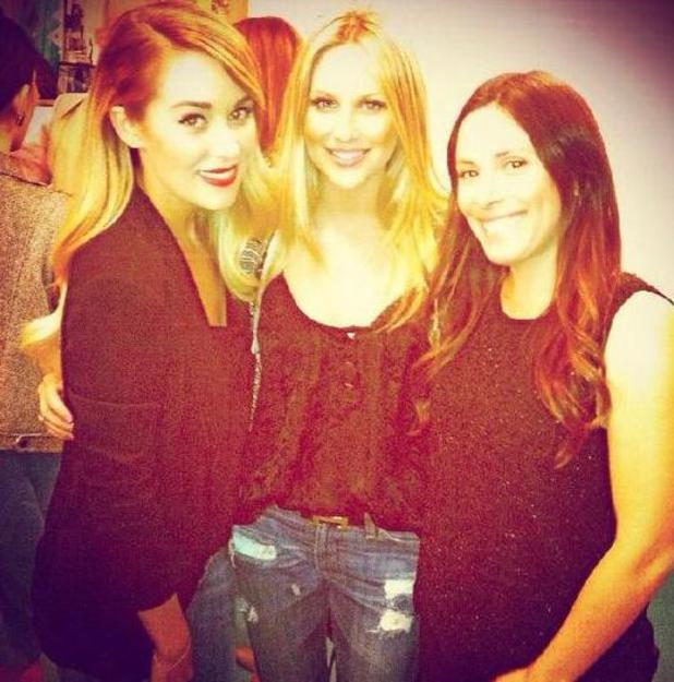 Stephanie Pratt and Lauren Conrad at The Little Market at Citizens of Humanity's West Hollywood Concept Shop - 25.10.2013