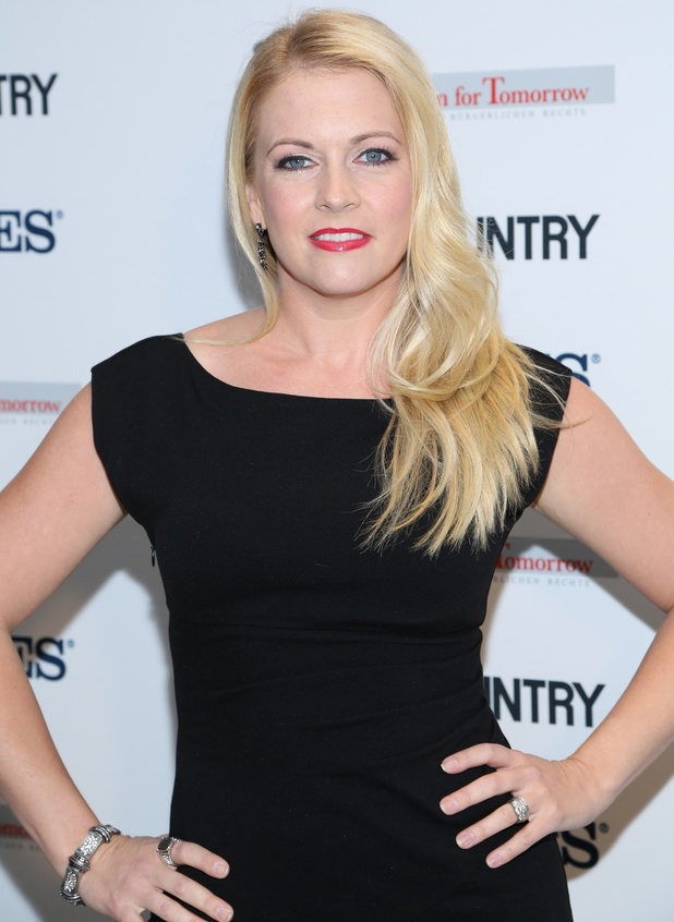 Melissa Joan Hart at the 2013 Women Making A Difference Awards at Hearst Tower on September 26, 2013 in New York City.