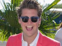 Made In Chelsea's Stevie Johnson attends MINT Polo in the Park 2013, Hurlingham Park, London, Britain - 08 Jun 2013
