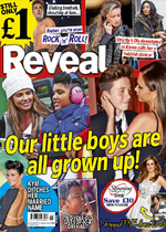 Reveal Magazine Cover Issue 46