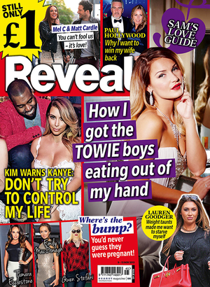 Reveal magazine week 45 cover