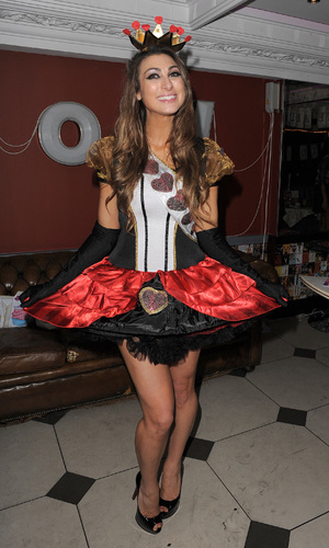 Luisa Zissman hosts a Mad Hatter's Tea Party at Retro Feasts in Mayfair, London. Launching Baker's Toolkit - 6.11.2013