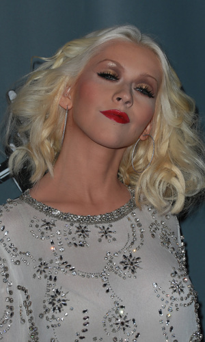 """""""The Voice"""" Season 5 Top 12 Red Carpet Event At Universal Studios Hollywood Person In Image:Christina Aguilera"""