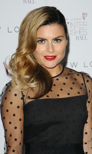 Zoe Hardman, The New Look Winter Wishes Charity Ball, London, Britain - 06 Nov 2013