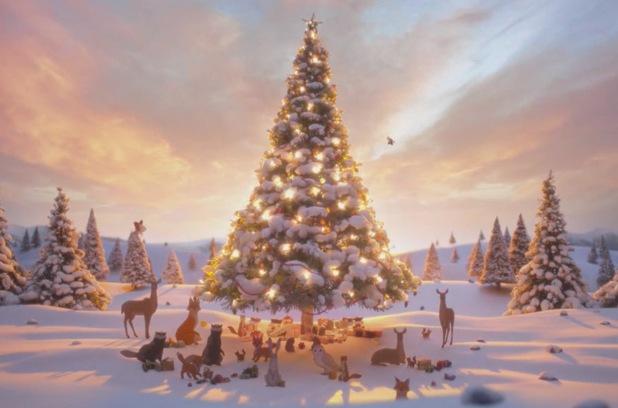 John Lewis Christmas advert - December 2013