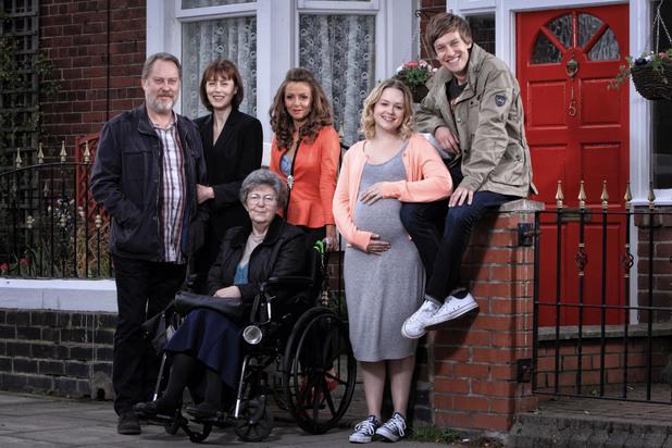 Hebburn, series 2, BBC2, Tue 12 Nov