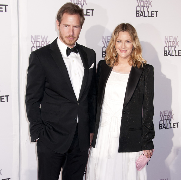 Will Kopelman, Drew Barrymore at the 2012 New York City Ballet's Spring Gala 05/10/2012