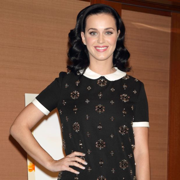 Katy Perry 'Prism' album launch photocall, Tokyo, Japan - 05 Nov 2013