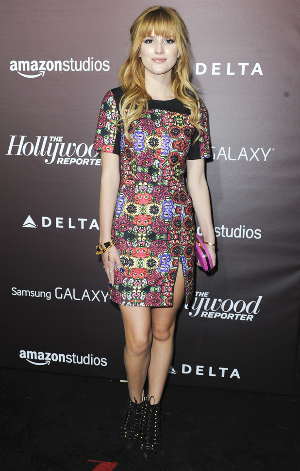 Bella Thorne at The Hollywood Reporter's 'Next Gen' 20th Anniversary in Los Angeles - 6 November 2013