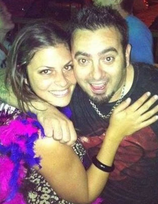 Chris Kirkpatrick announces engagement to Karly Skladany, 27 October 2012