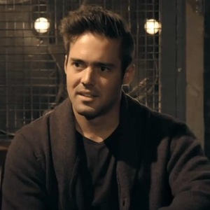 Spencer Matthews meets up with ex girlfriend Louise Thompson on Made In Chelsea - 11.11.2013