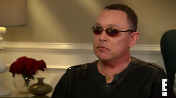 Doug Hutchison on Courtney Stodden split - interview with E! News. 12 November 2013.