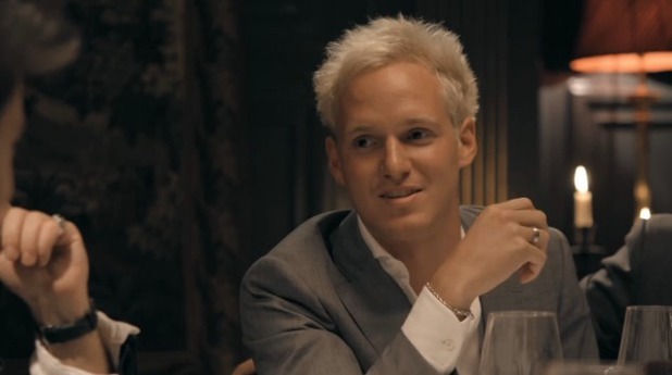 Jamie Laing makes friends with Spencer Matthews on Made In Chelsea, 11.11.13