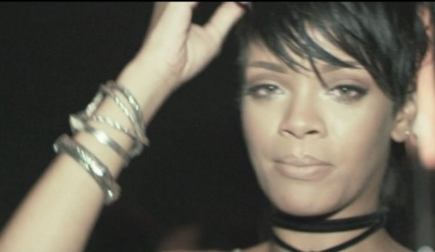 Rihanna behind the scenes video for What Now on Vevo, Nov. 13
