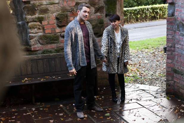 Hollyoaks, Darren still loves Nancy, Tue 19 Nov