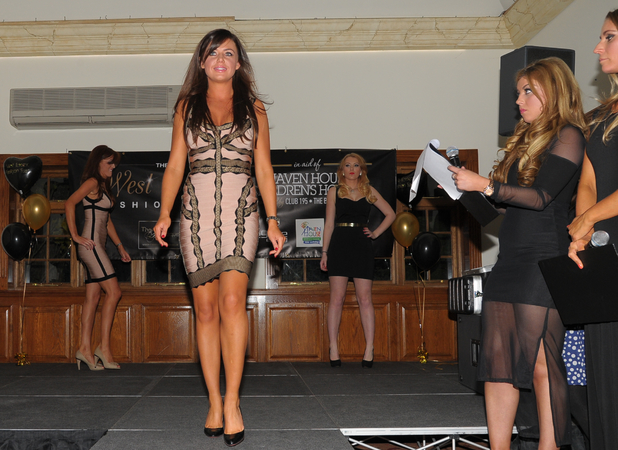 The West Essex Fashion Fair - 14.11.2013 Abigail Clarke