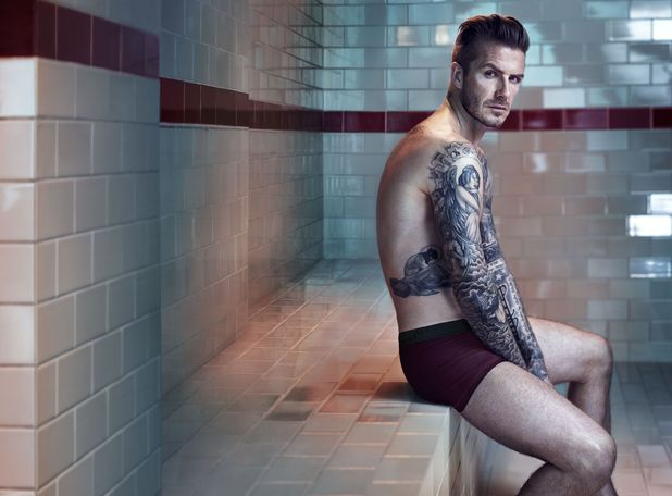 David Beckham launches H&M Holiday 2013 collection - 12 Nov 2013