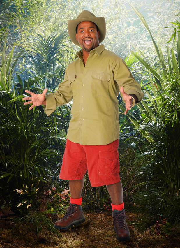 I'm A Celebrity Get Me Out Of Here 2013 lineup in pictures