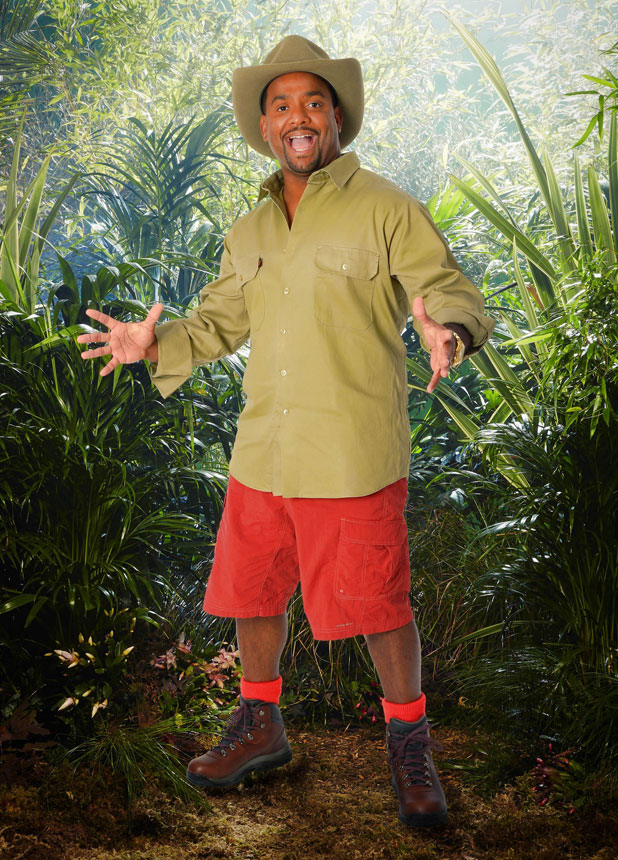 I'm A Celebrity Get Me Out Of Here 2013 lineup: Alfonso Ribeiro