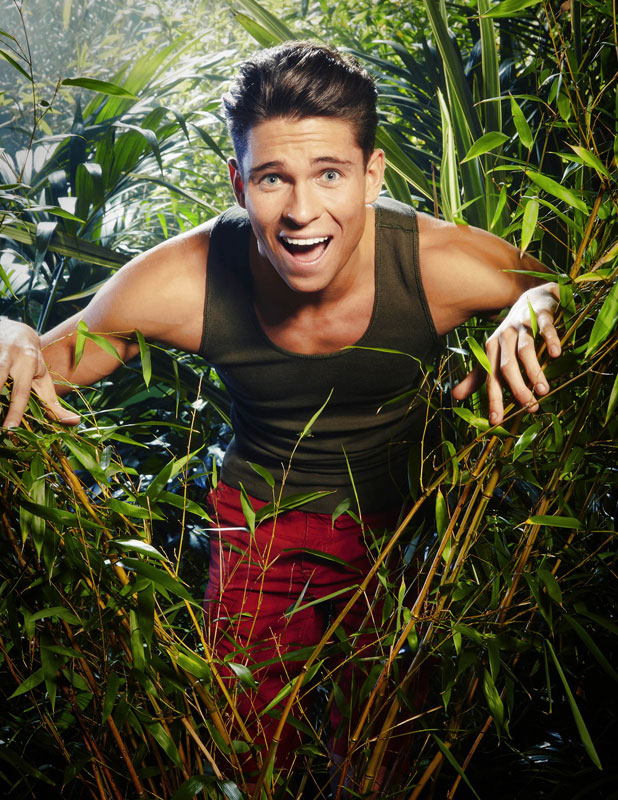 I'm A Celebrity Get Me Out Of Here 2013 lineup: Joey Essex