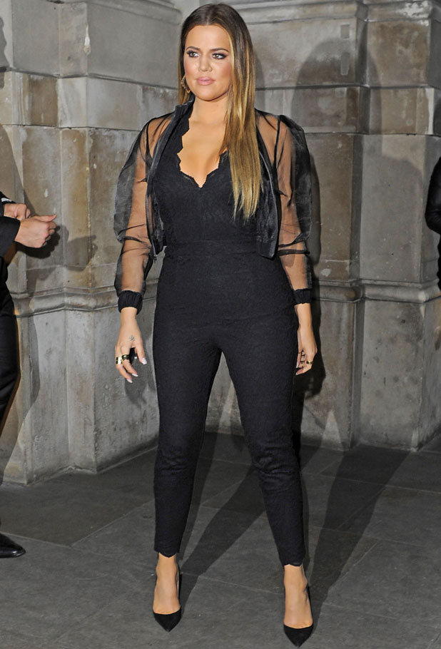 Khloe Kardashian, Kardashian Kollection For Lipsy launch party held at the Natural History Museum, 14 November 2013