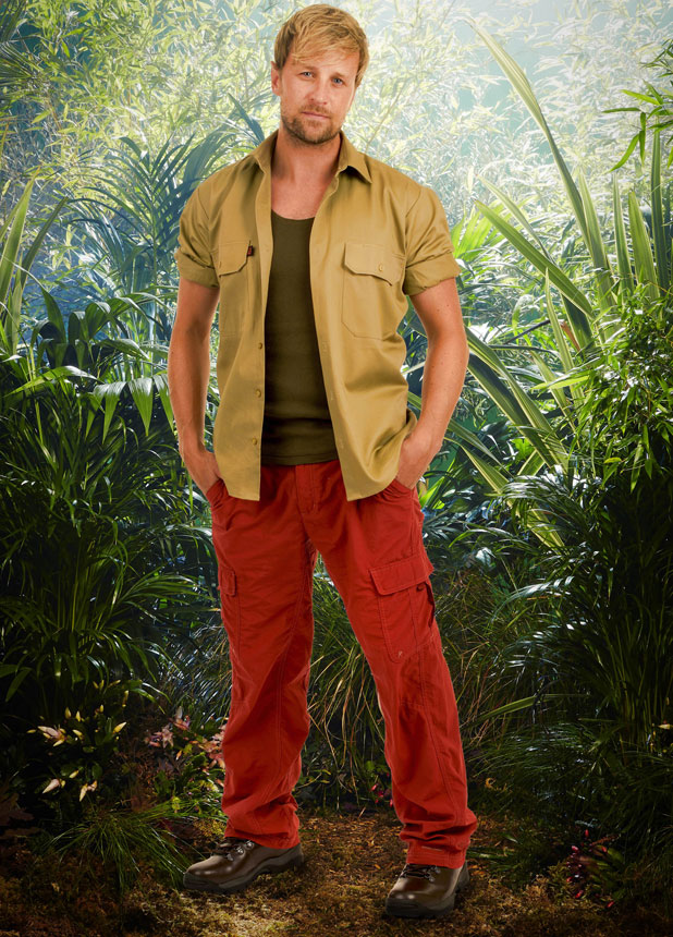 I'm A Celebrity Get Me Out Of Here 2013 lineup: Kian Egan