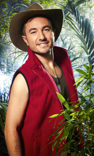 I'm A Celebrity.. Get Me Out Of Here! late entry - Strictly Come Dancing star Vincent Simone