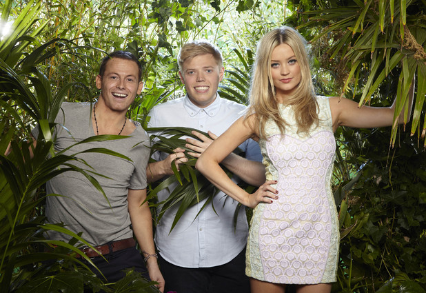 I'm A Celebrity...Get Me Out Of Here Now!, Joe Swash, Rob Beckett, Laura Whitmore
