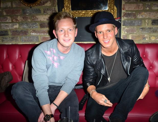 Wonderland Magazine Party at the Drury Club, London - 21.11.2013 Jamie Laing