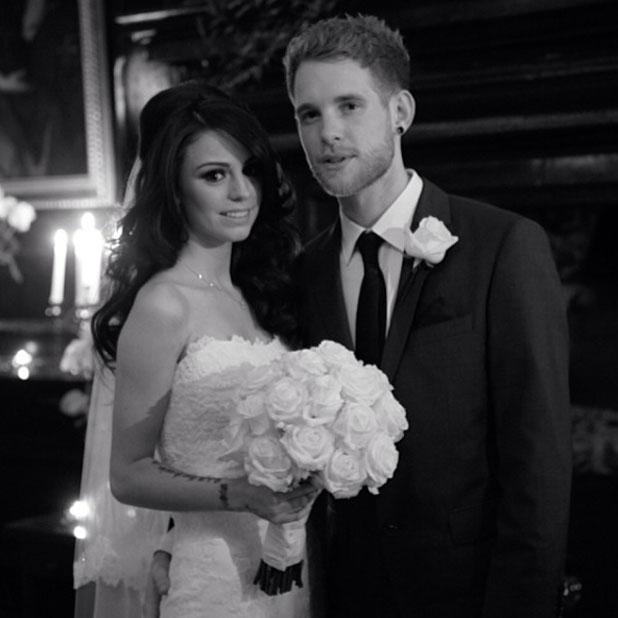 Cher Lloyd marries Craig Monk, 18 November 2013