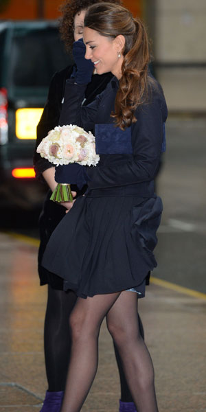 Catherine Duchess of Cambridge at Clifford Chance for Place To Be event, Canary Wharf, London, Britain - 20 Nov 2013