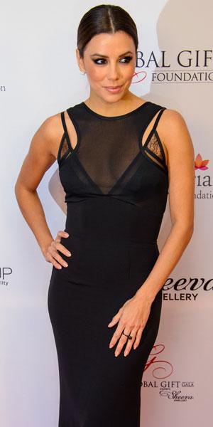 Eva Longoria at Global Gift Gala 2013, London, 19 November 2013