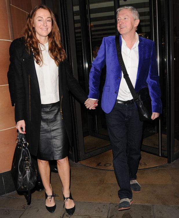 Gary Barlow Wedding Ring: Sharon Osbourne Louis Walsh Dermot O Leary Nicole