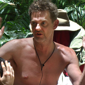 'I'm A Celebrity Get Me Out Of Here' TV Programme, Australia - 28 Nov 2013 Matthew Wright